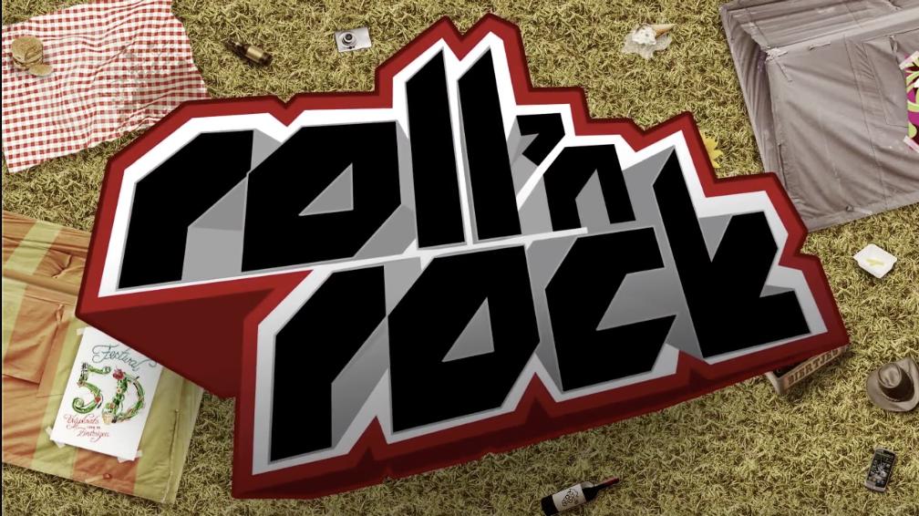 De zonnebloem – Roll 'n Rock