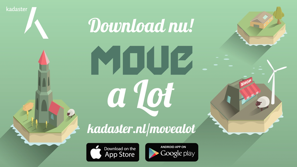 Kadaster – Move a Lot