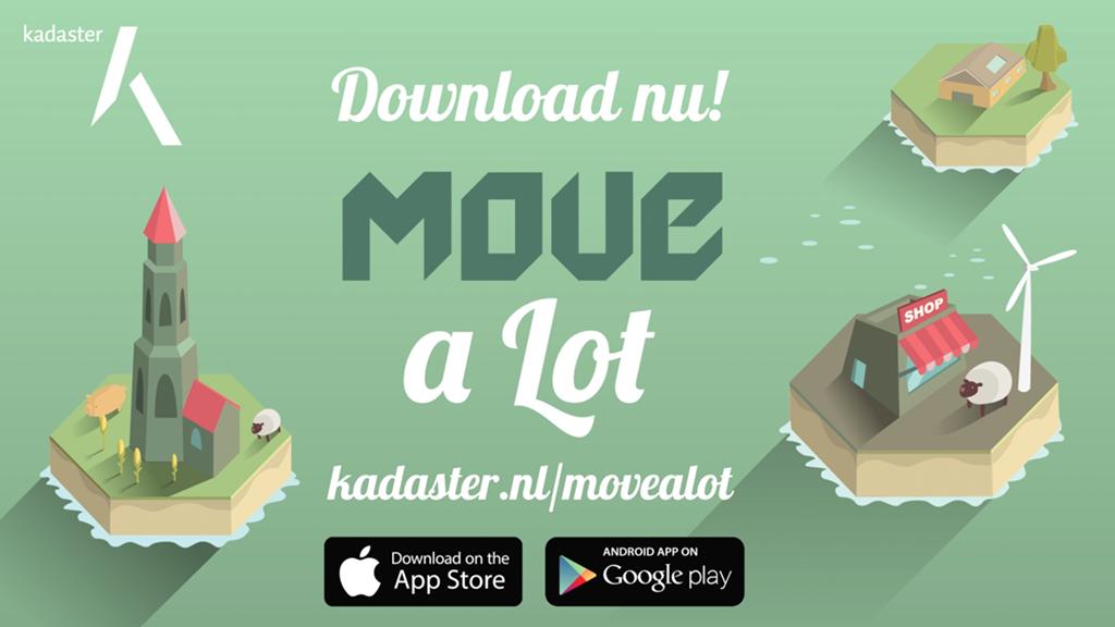 Kadaster – Move a Lot