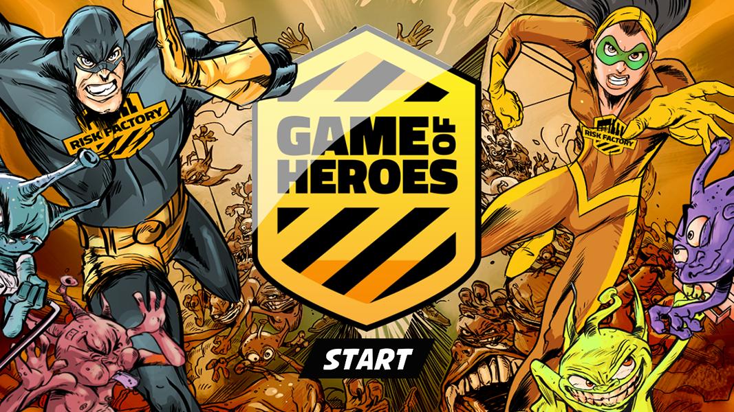Veiligheidsregio Twente – Game of Heroes