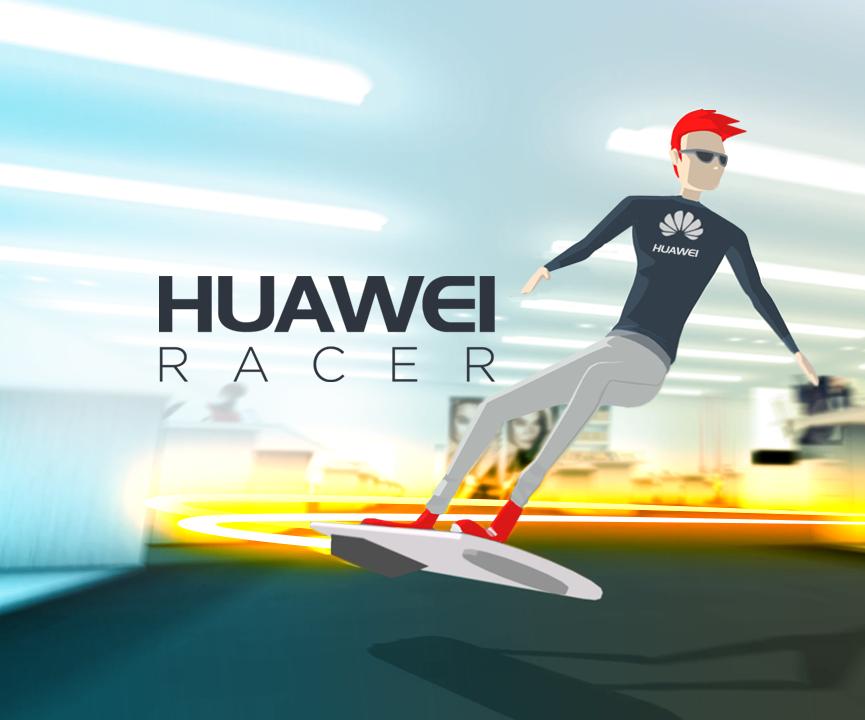 Huawei europe – Huawei racer